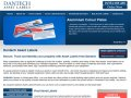 Secure, Track and Identify your property with Asset Labels from Dantech
