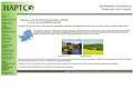 HAPTC website