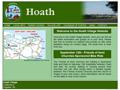 Hoath parish council website