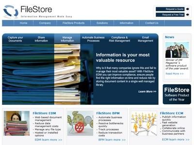 DCS FileStore