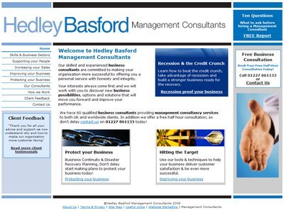 Hedley Basford Management Consultants