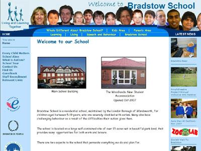 Galerry website design ideas for schools