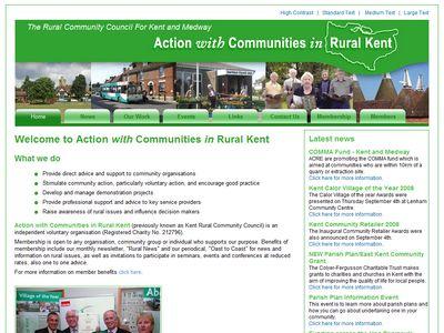 Kent CAN website