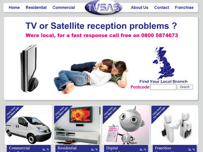 TVSAS business website