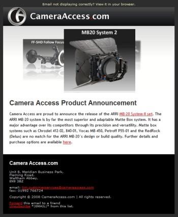 CameraAccess.com