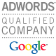 AdWords Professional Logo indicating that PPC managers at Cornish WebServices are qualified Google Advertising Professionals