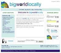 BIgworld business website