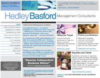 Basford business website