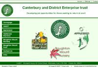 CADET website
