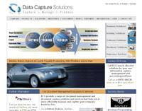 website design for DCS