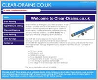 Drains website