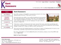 Kent Assessors  website