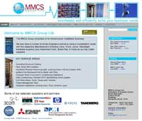 MMCS business website