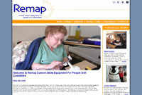 Remap Website