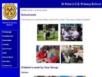 Wem primary school  website