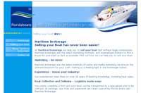 Maritime brokerage business website