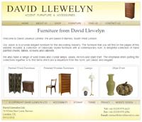 David Llewelyn business website