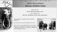 niki saunder  website