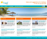 tourism website designs
