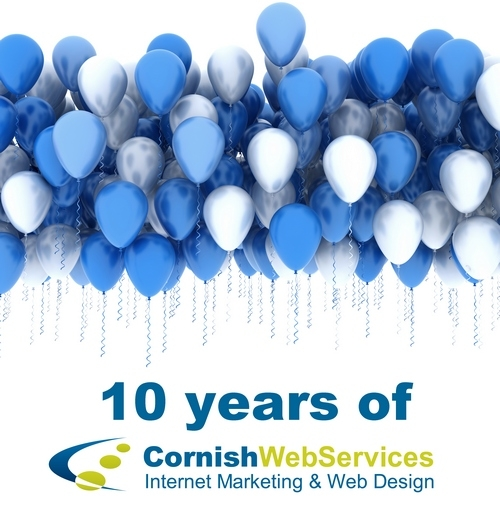 10 years of Cornish WebServices