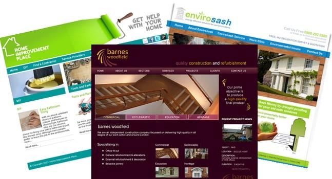 Architect Websites