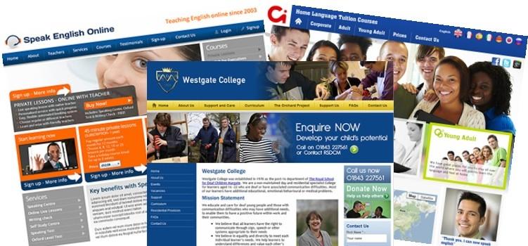 College Websites