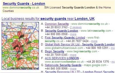 Dominion Security Ltd