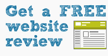 Get a FREE website review