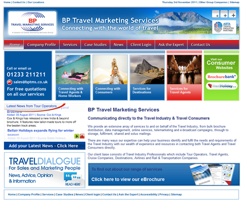 how to do seo for travel website