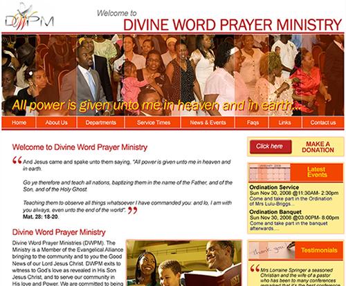 Divine Word Prayer Ministry