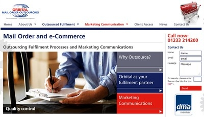 mail order outsourcing
