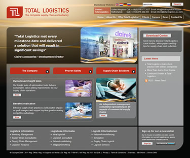 business web designs