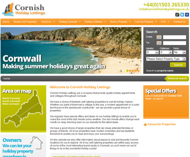 tourism web designs