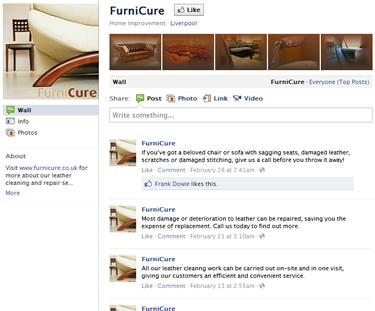 social media custom websites UK