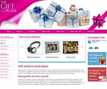 example websites