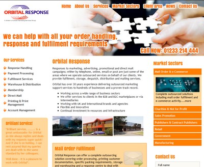 example business websites