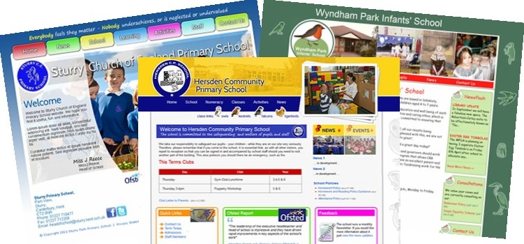 Primary School Websites