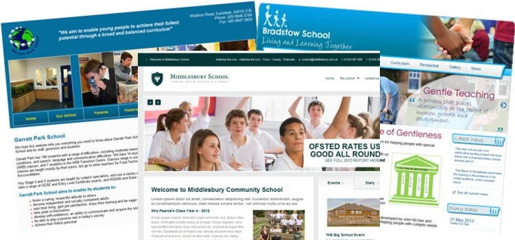 Secondary School Websites