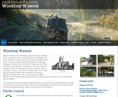 example tourism websites